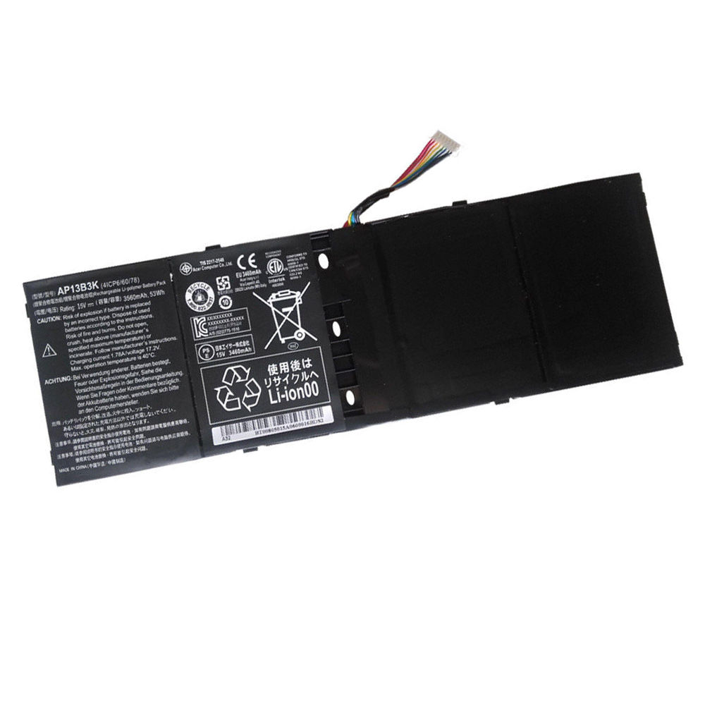 Original 53Wh 3560mAh Battery Acer Aspire V7-581-53331252aii