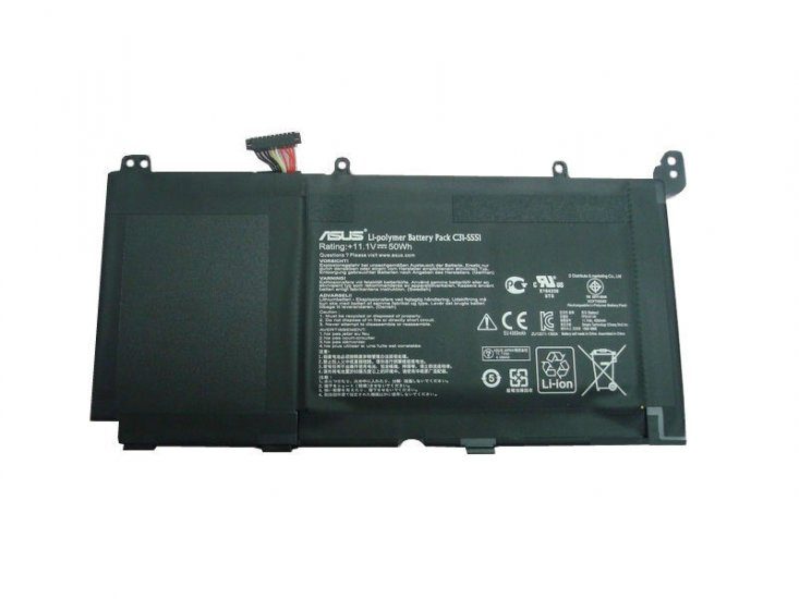 Original 50Wh Asus S551LB-CJ077H S551LB-CJ103H Battery