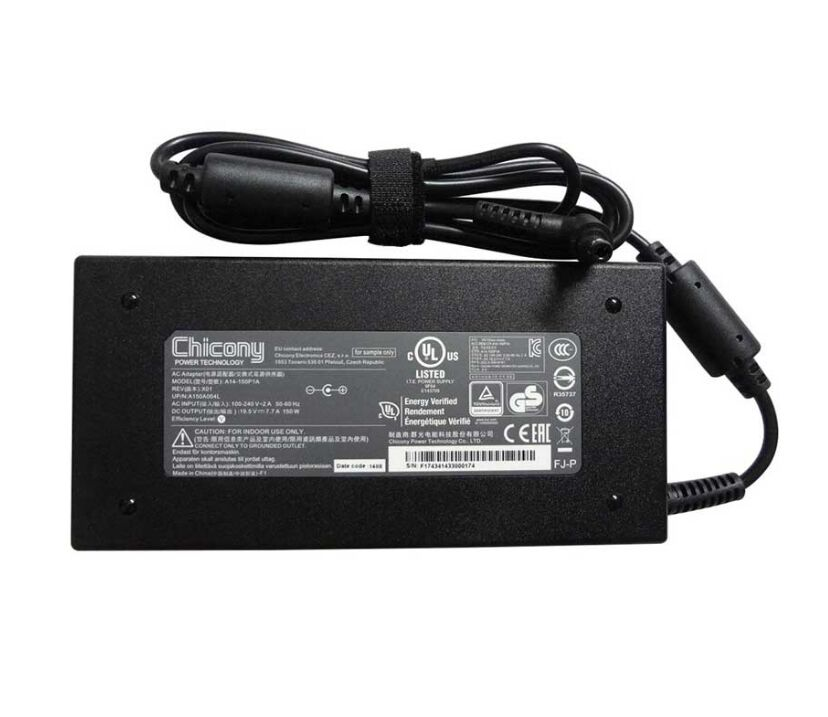 Original 150W Fujitsu Amilo Xi 1526 Reg.No. P72IN0 Adapter Charger