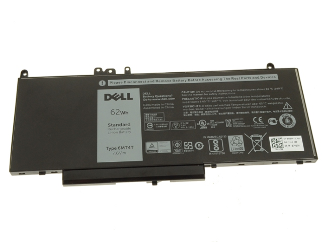 Original 62Wh Dell 06MT4T 07FR5J Battery