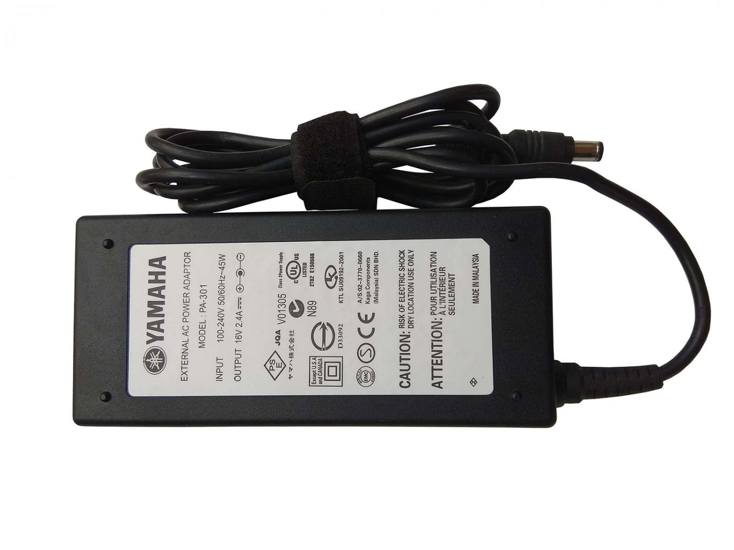 Original 38W PSR-S900 Adapter Charger